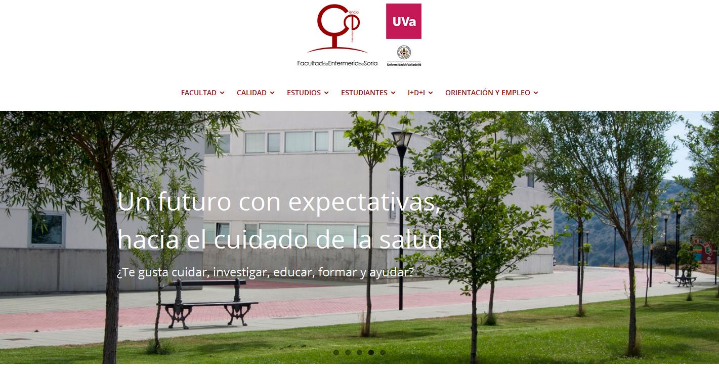 Facultad Enfermería Soria