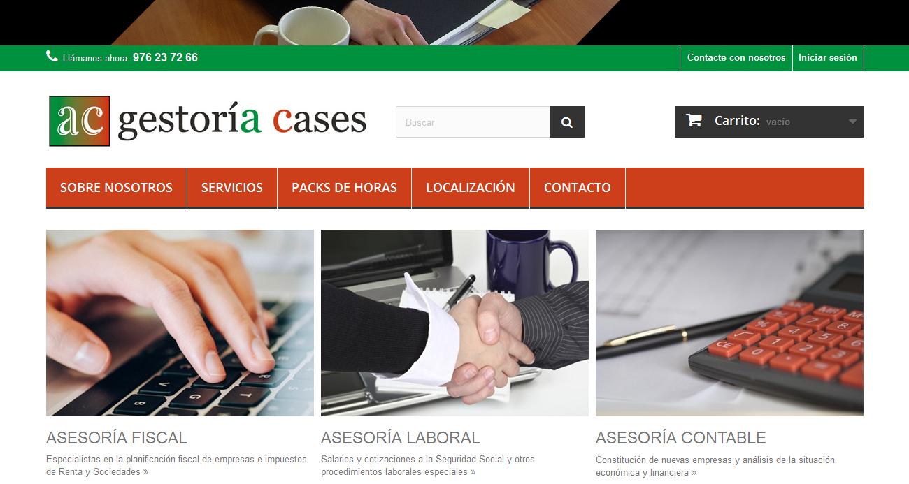 Gestoría Cases Zaragoza