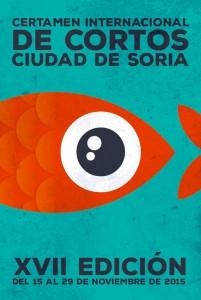 Certamen Internacional Cortos Ciudad de Soria 2015
