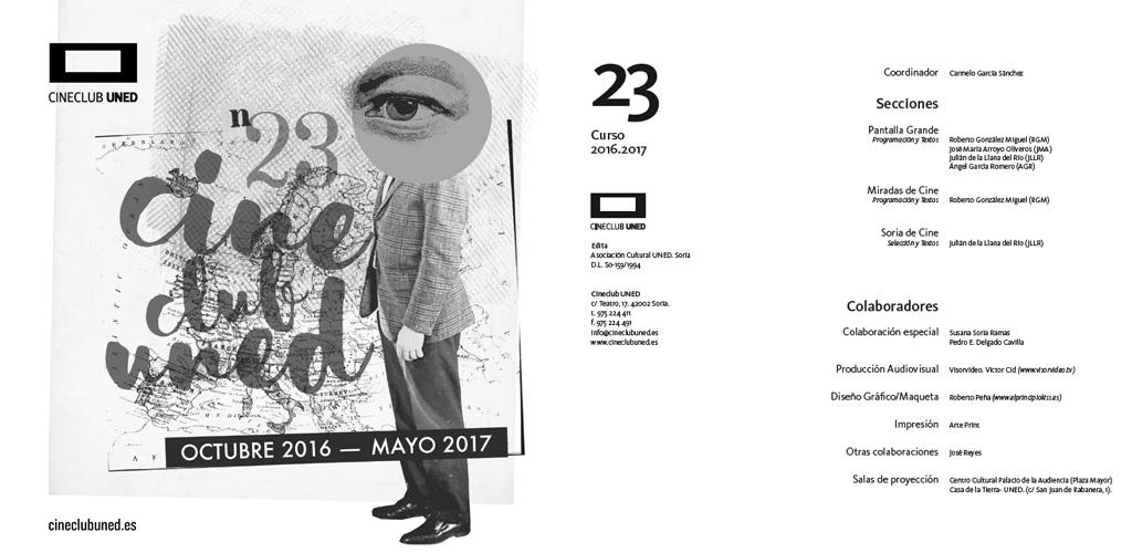Cineclub Uned Soria 2016
