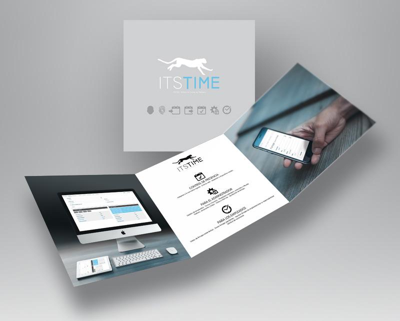 ITS Time. Control de presencia web online